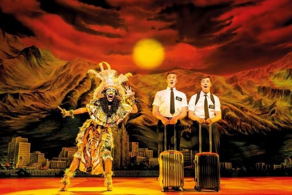 Book Of Mormon -1