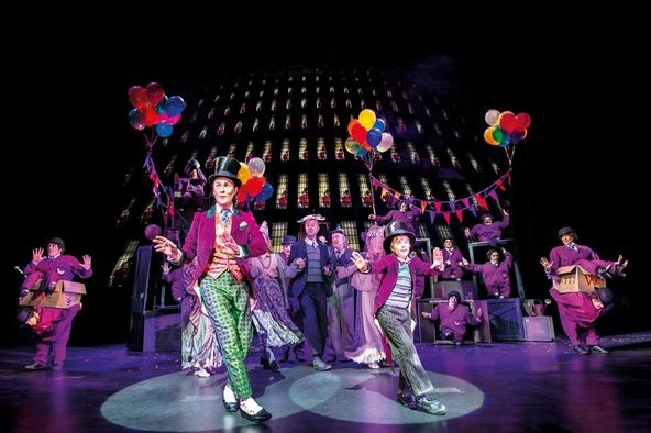 Charlie And The Chocolate Factory Movie Review For Kids