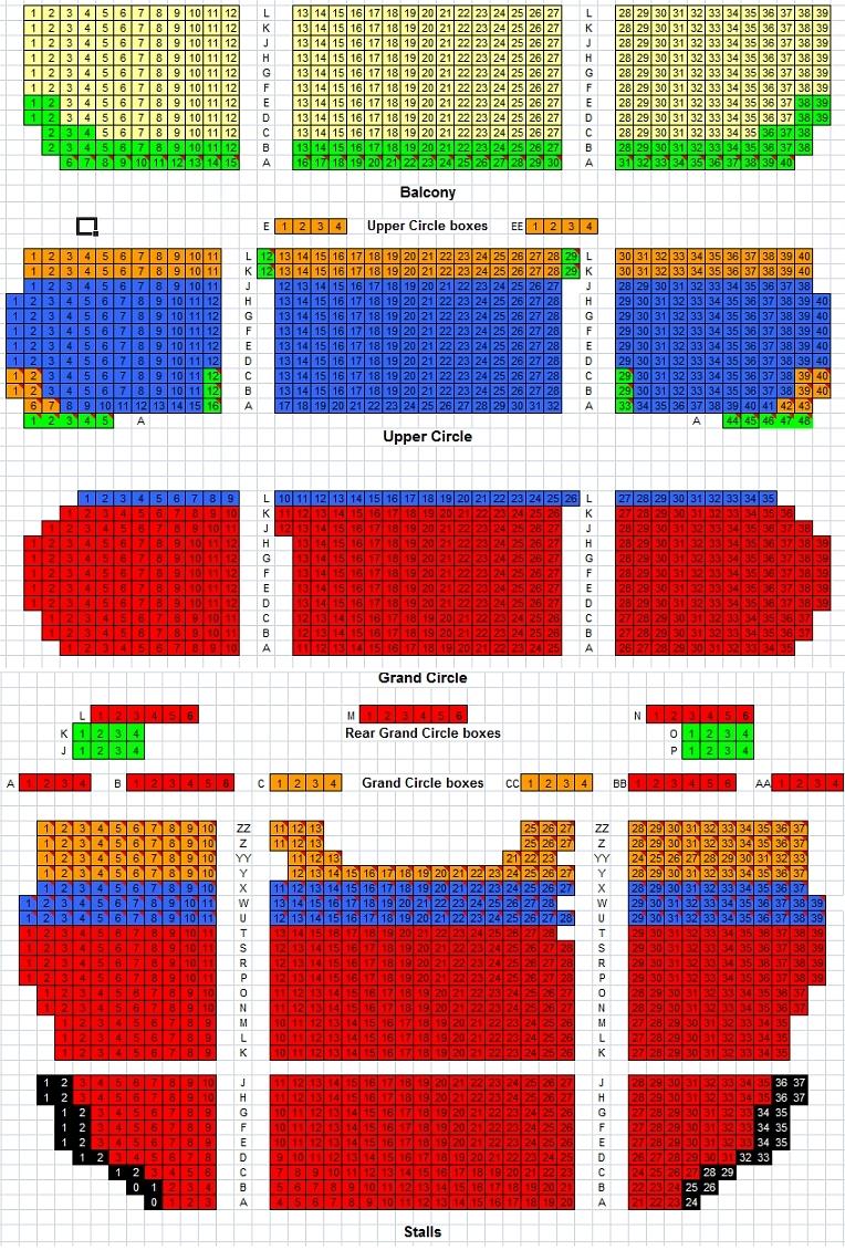 Drury lane theatre seating for 1 tower lane oakbrook terrace