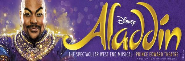Tickets for Aladdin The Musical- Prince Edward Theatre, London