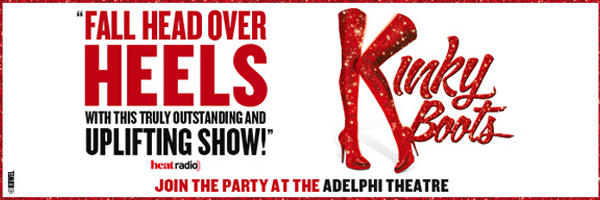 Tickets for Kinky Boots- ADELPHI THEATRE, London