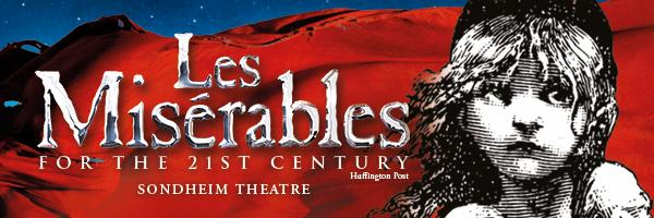 Tickets for Les Miserables - Queen's Theatre, London