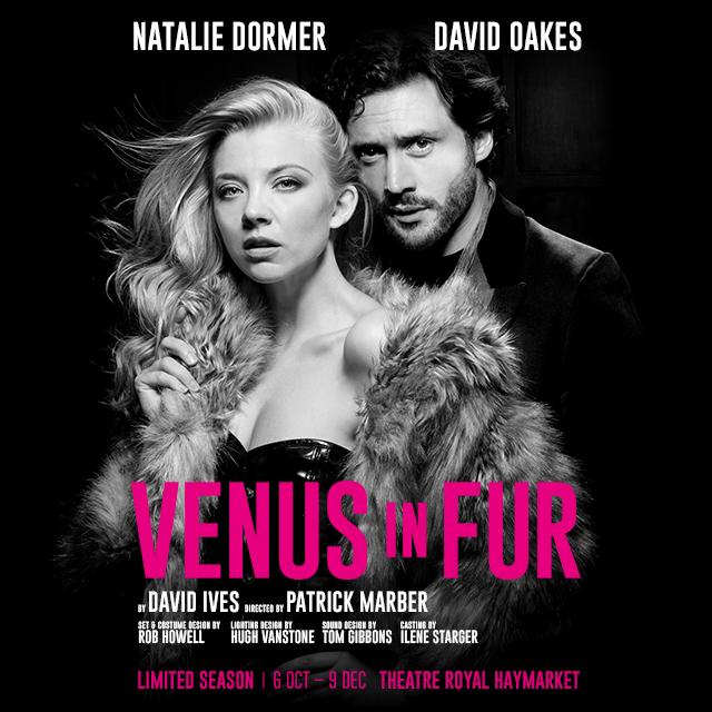 Tickets for Venus In Fur- Theatre Royal Haymarket, London