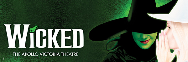 Tickets for Wicked The Musical - Apollo Victoria Theatre, London