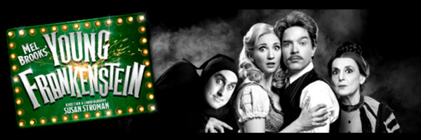 Tickets for Young Frankenstein- Garrick Theatre, London